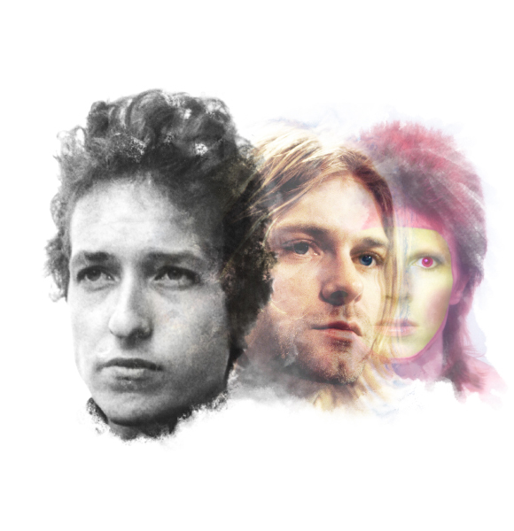 The 100 Greatest Songwriters Of All Time Rolling Stone