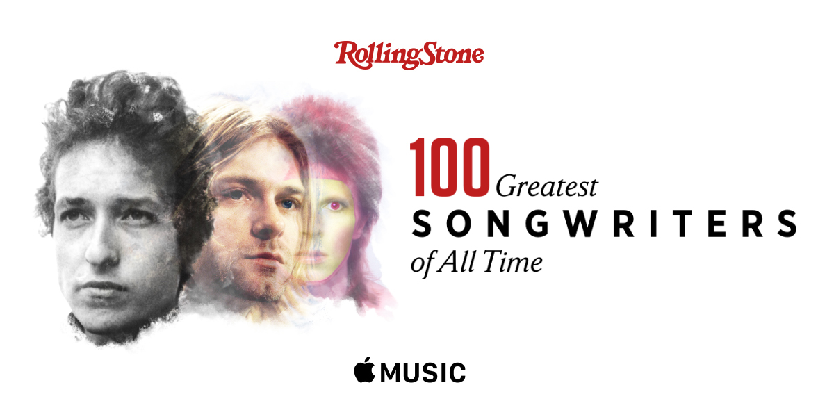 The 100 Greatest Songwriters of All Time | Rolling Stone