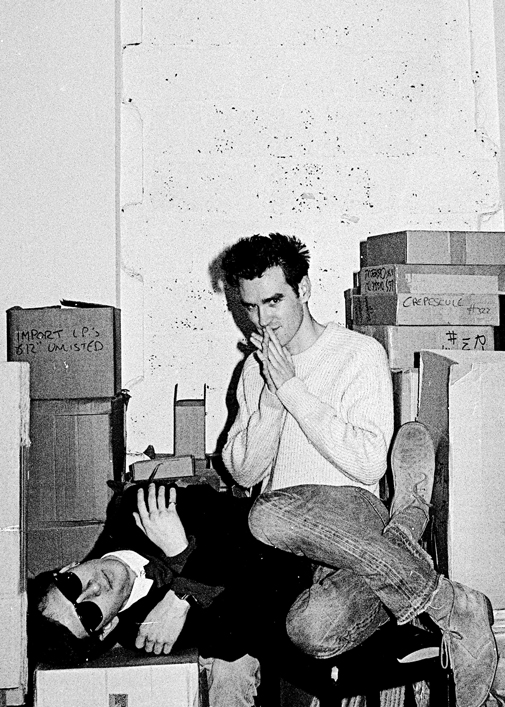 Morrissey and Marr