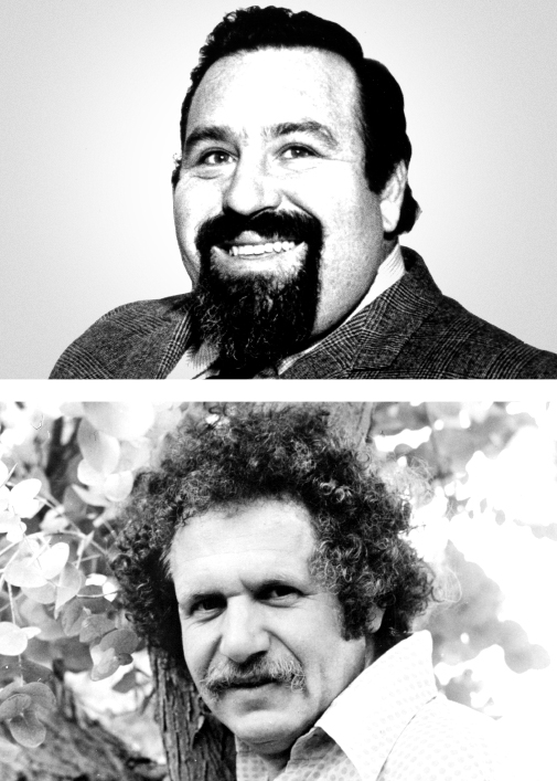 Doc Pomus and Mort Shuman
