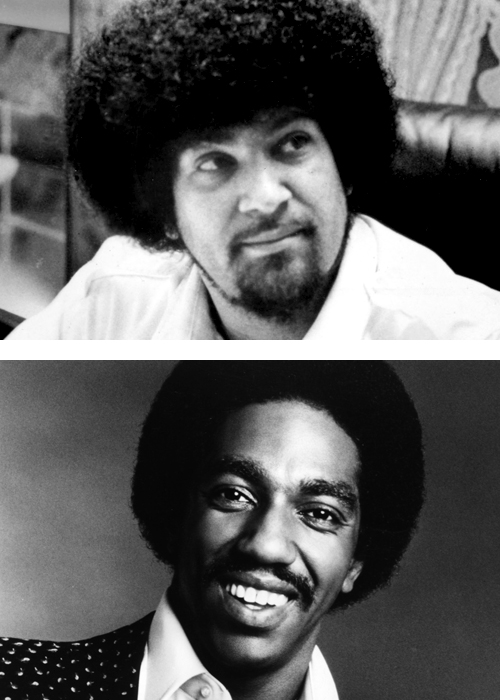 Norman Whitfield and Barrett Strong