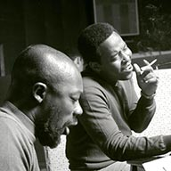 Isaac Hayes and David Porter