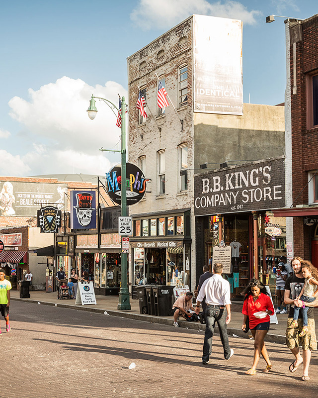 B.B. King's Company Store