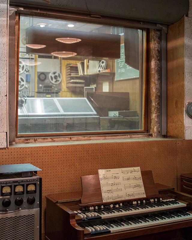 Inside Motown Studios