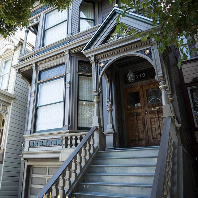 The Grateful Dead House