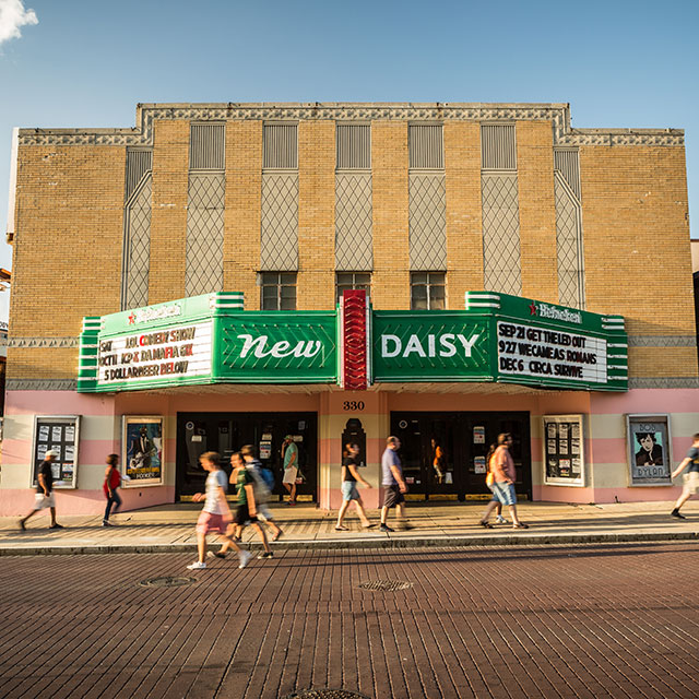 The New Daisy Theatre