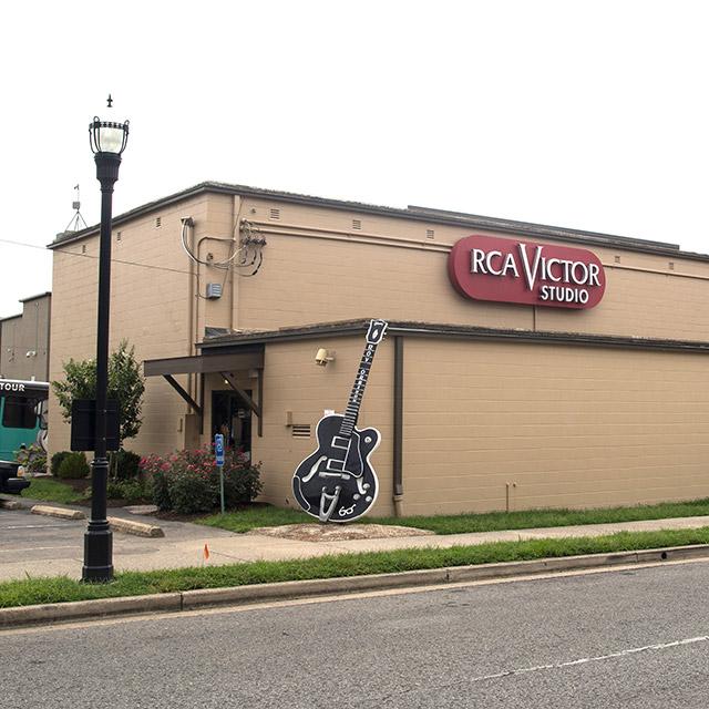 RCA Records' Studio B