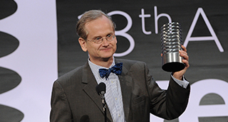 Lawrence Lessig Overlay