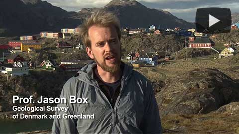Video - Dr. Box discuss the future of Greenland, and the perils and promises posed by it's rapidly changing environment.