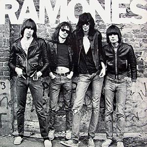 The Ramones cover