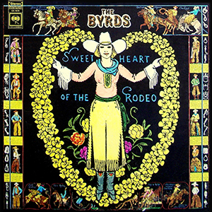 Sweetheart of the Rodeo cover
