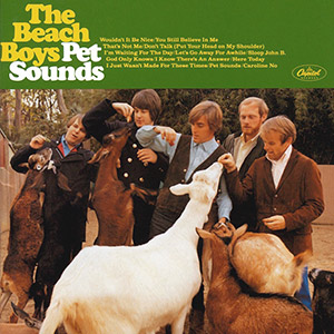 Pet Sounds cover