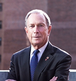 Michael Bloomberg Makes a Stand