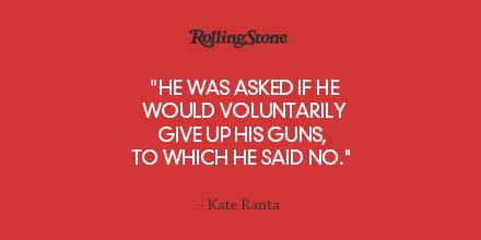 America's Gun Violence Epidemic | Kate Ranta