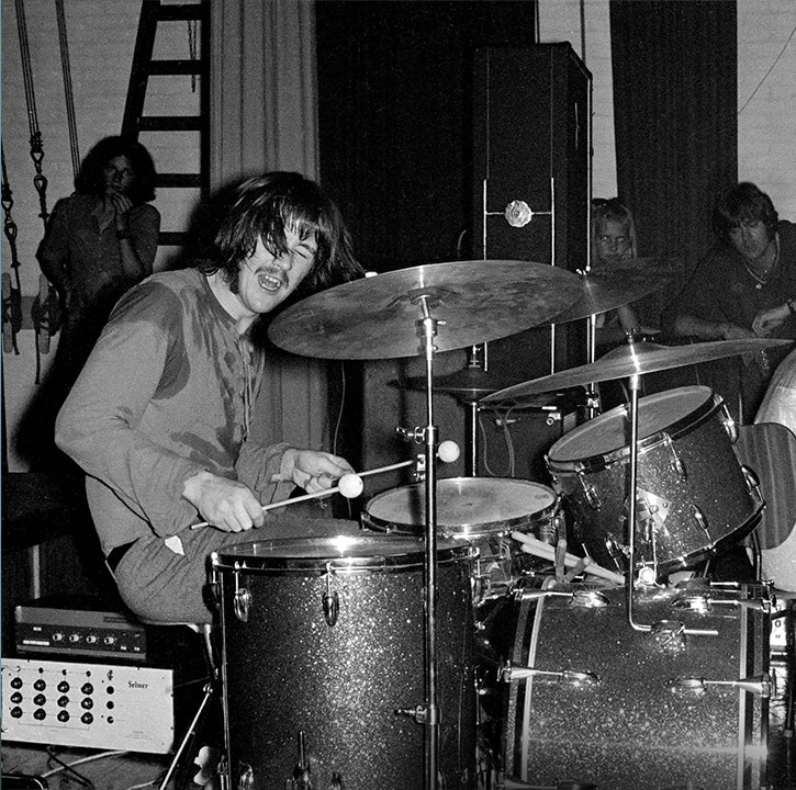 John Bonham's Wild Ride