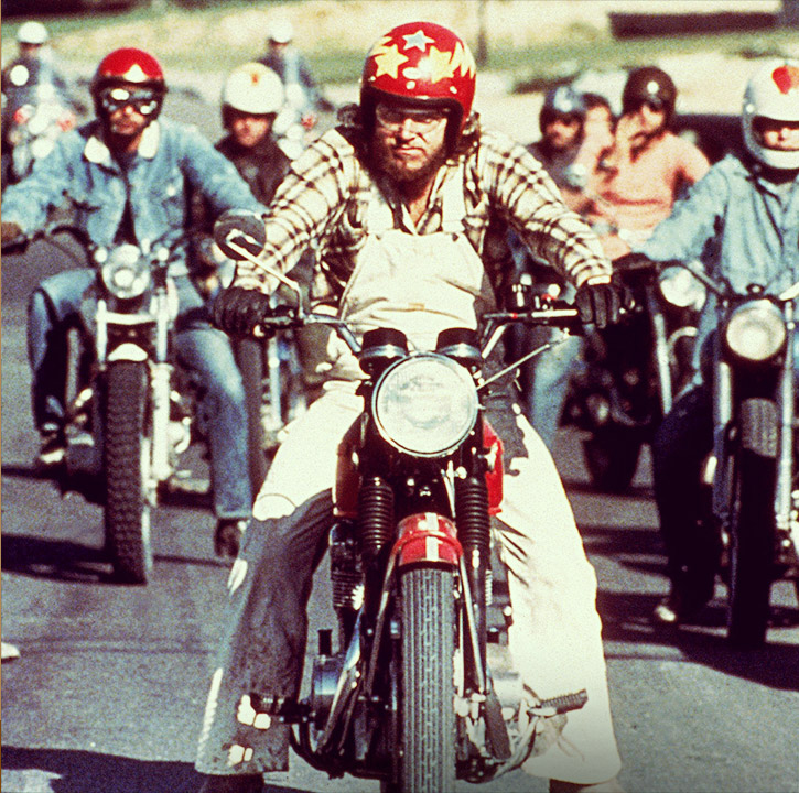 The Motorcycle Movie Craze